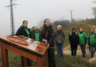 Zelená spolupráca na Sandbergu s VW – dobrovoľnícka akcia
