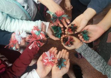 Vianočný workshop pre školy